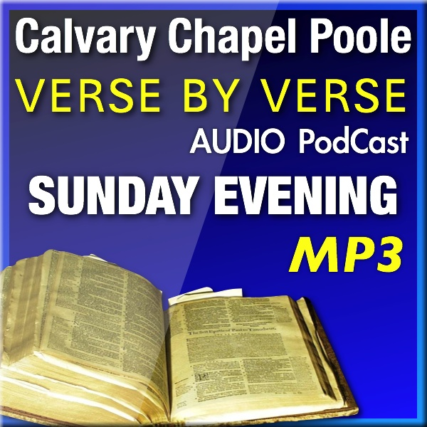 P4311P Calvary Chapel Poole 25th October 2009 (John Chapters 18 & 19)