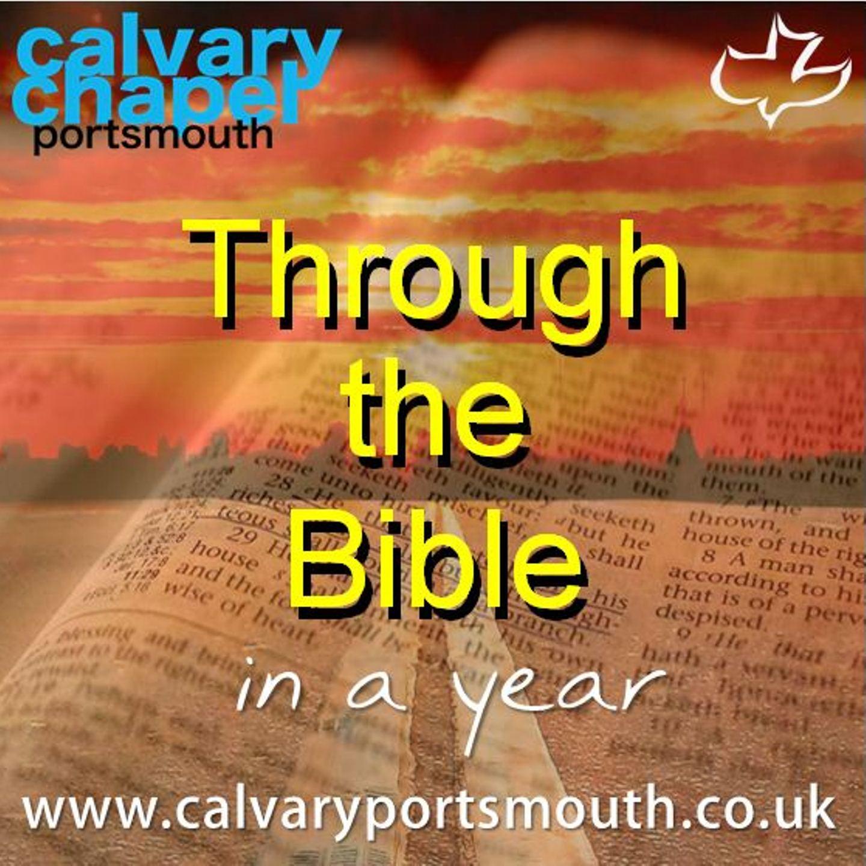 Deuteronomy Chapters 1-7