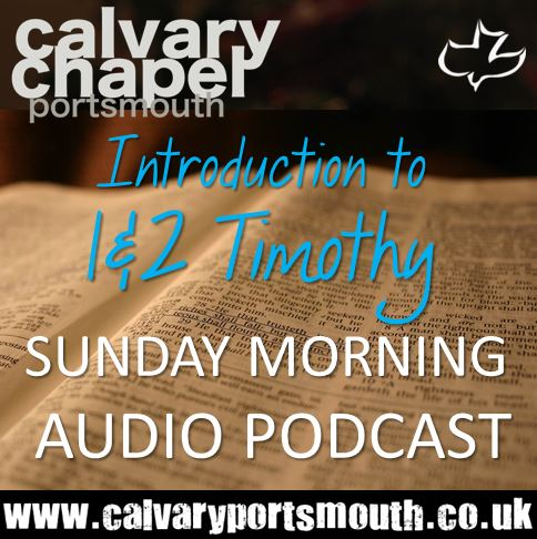 1 Timothy Introduction Part 1