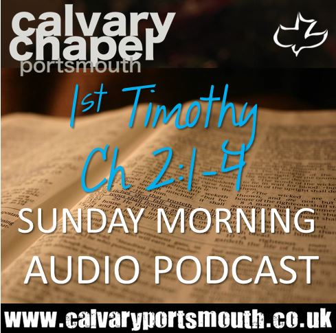 1 Timothy 2:1-4