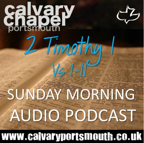 2 Timothy 1 1-11