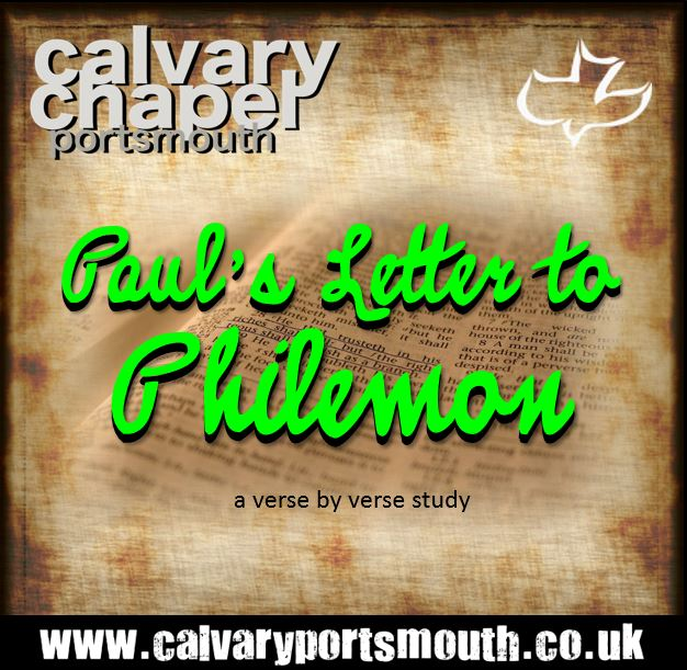 PAUL'S LETTER TO PHILEMON