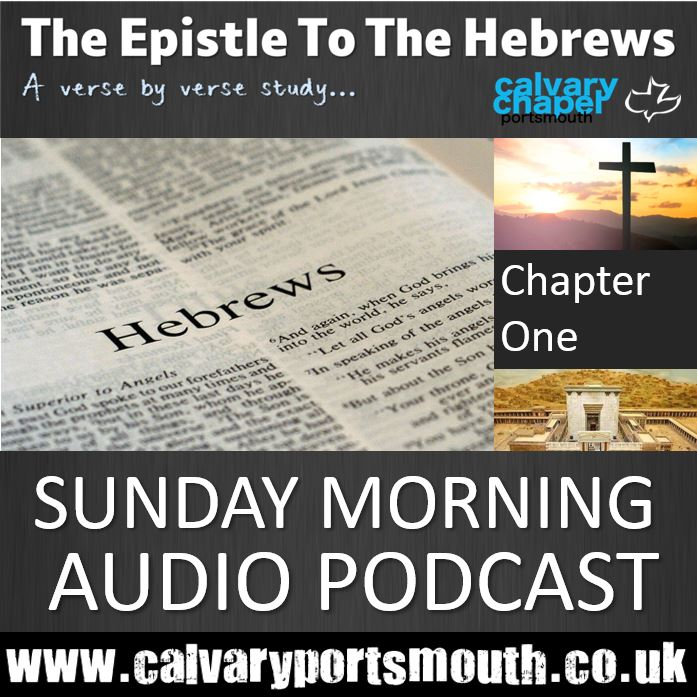 HEBREWS – CHAPTER 1