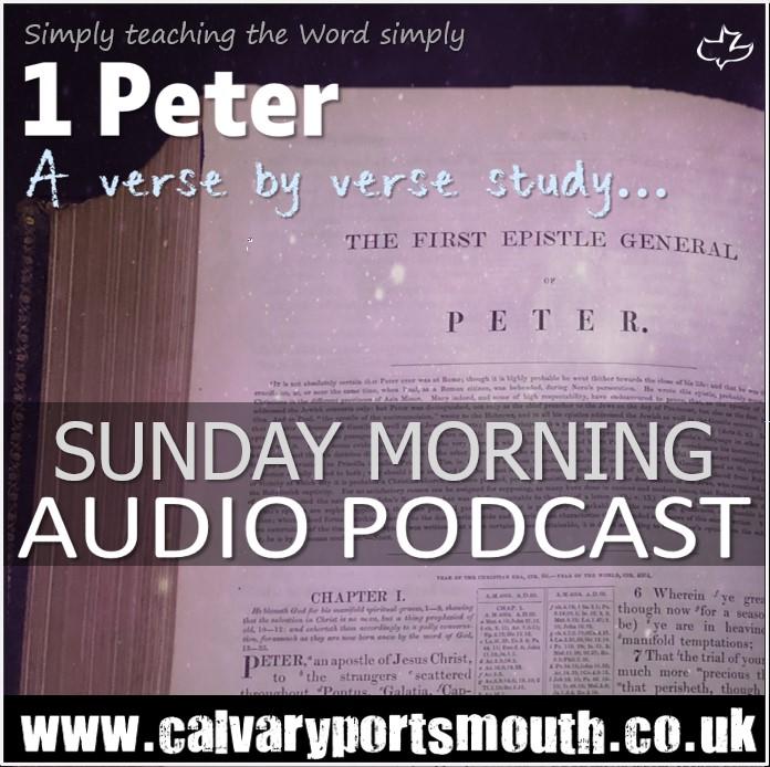 1 Peter CH3 18-22