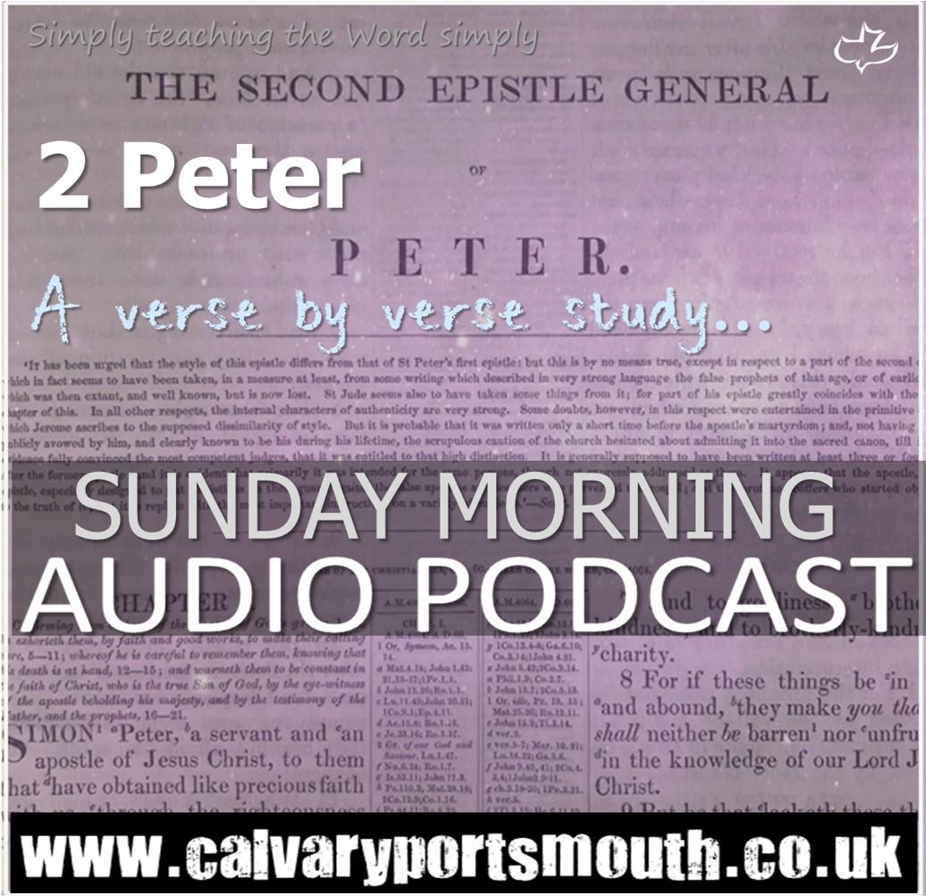 2 PETER CH1 1-4